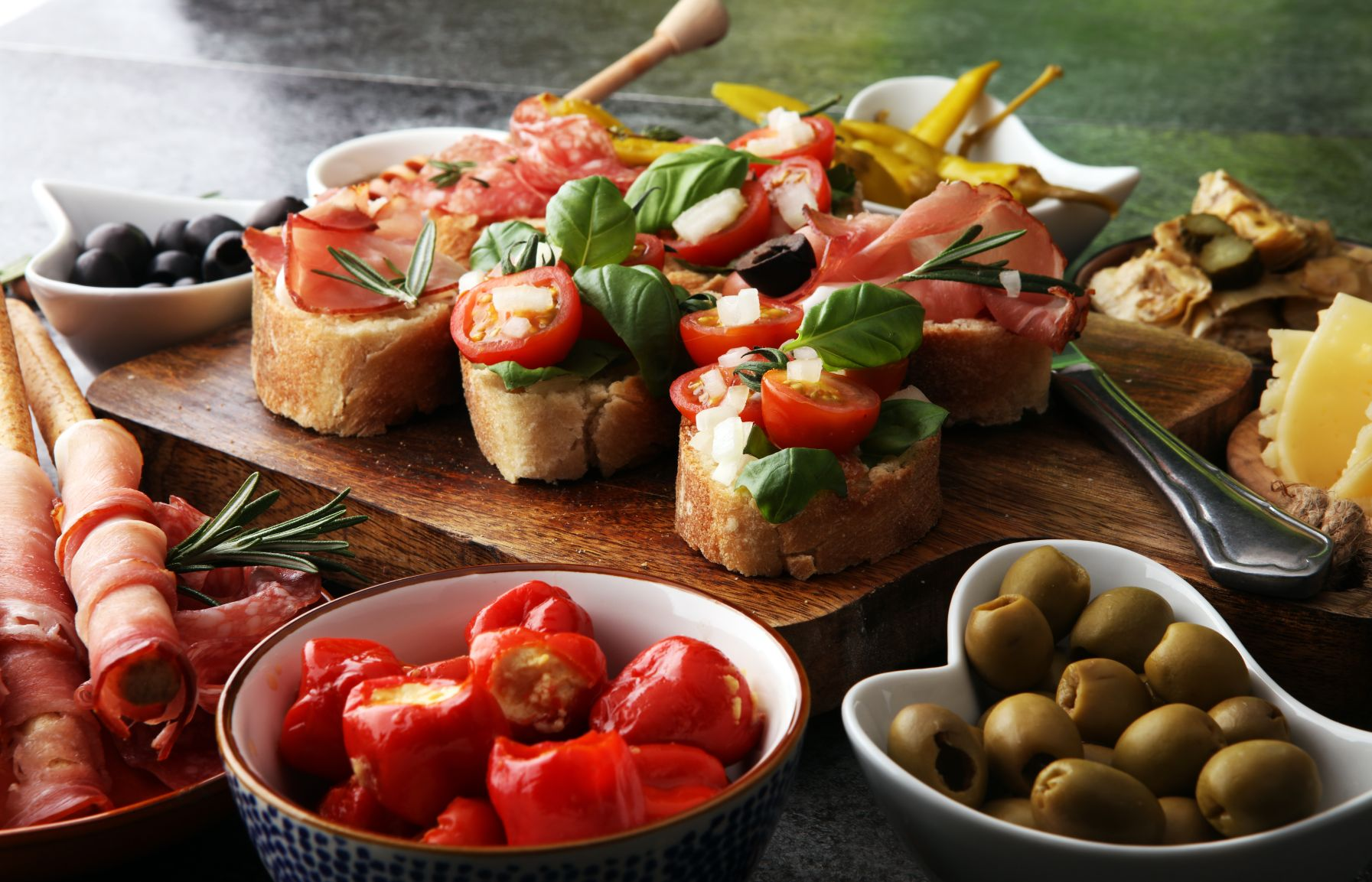 Catering Antipasti