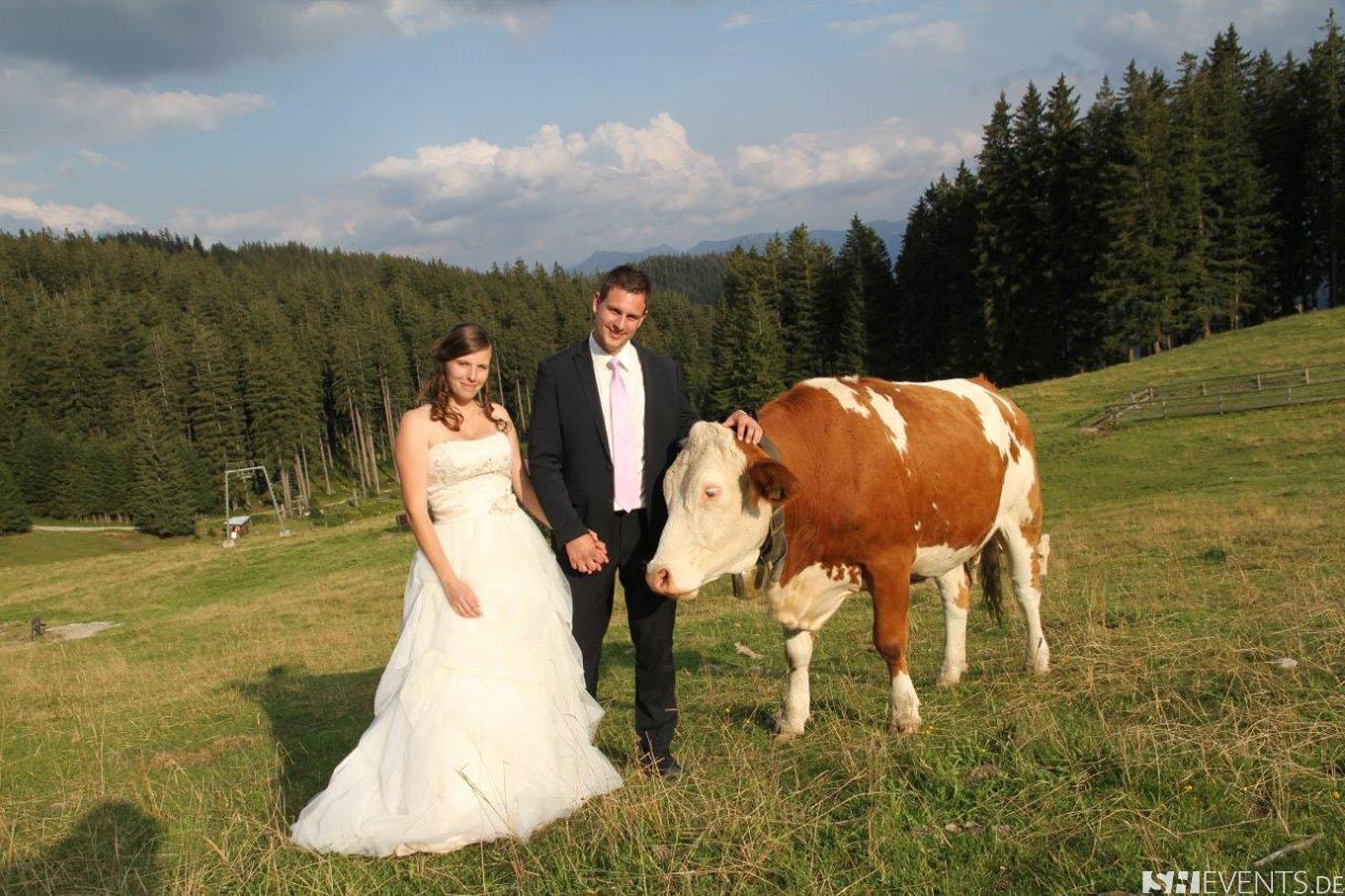 Hochzeit Hüttenevent