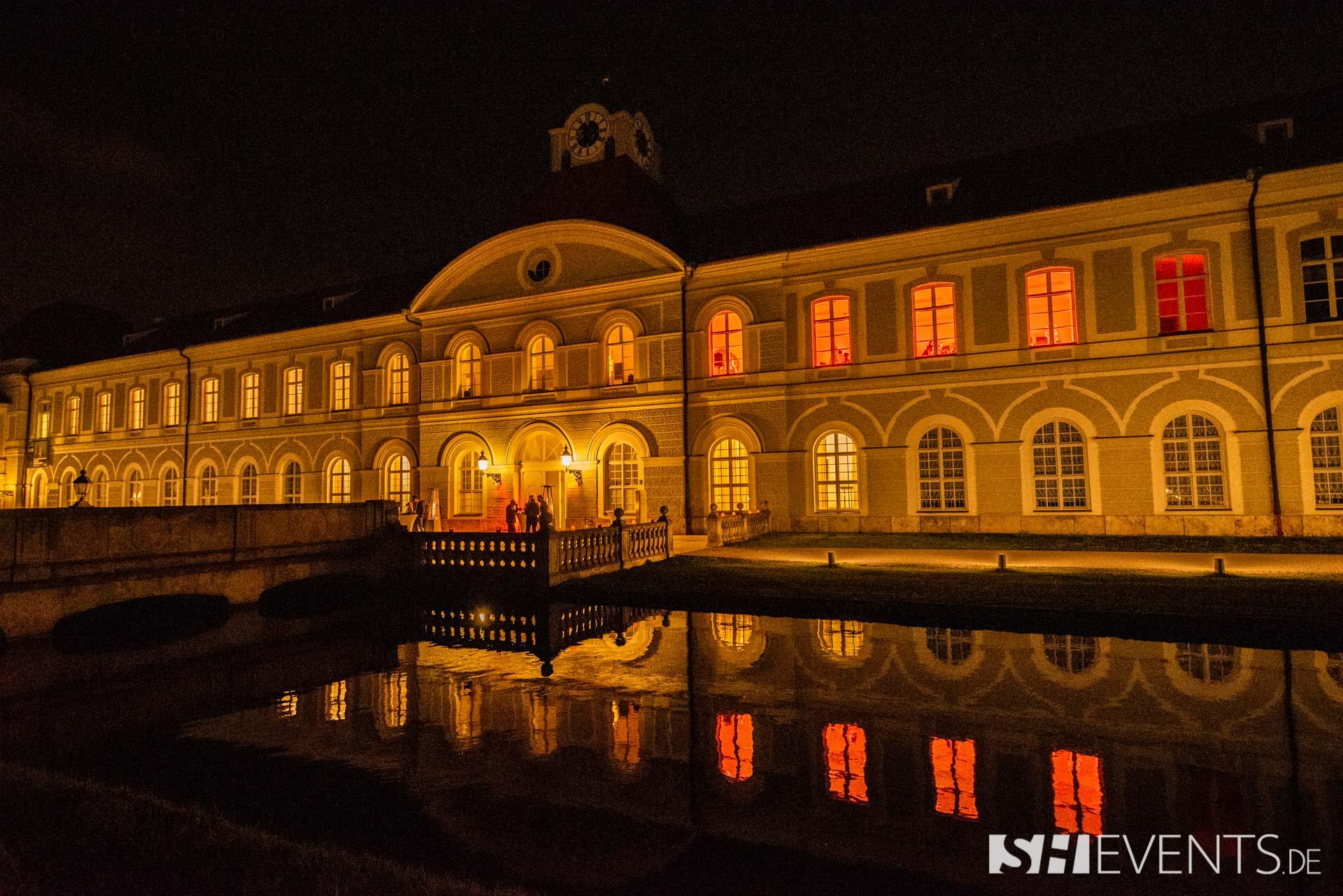 Schlossbeleuchtung