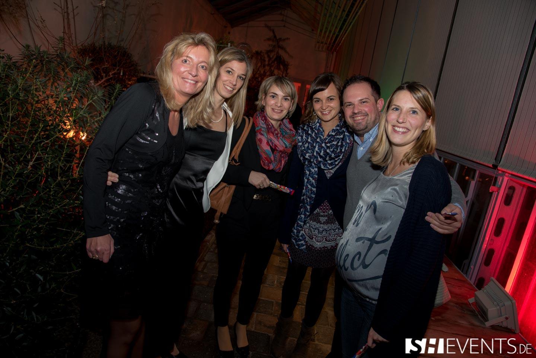 Gruppenfoto Eisernes Haus Event