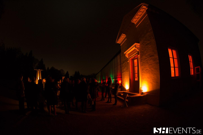 Eisernes Haus Event