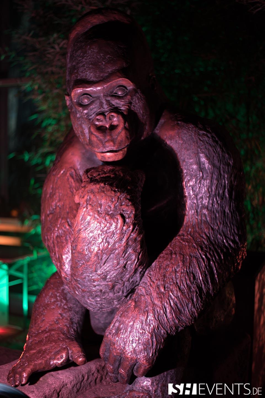 Gorillafigur