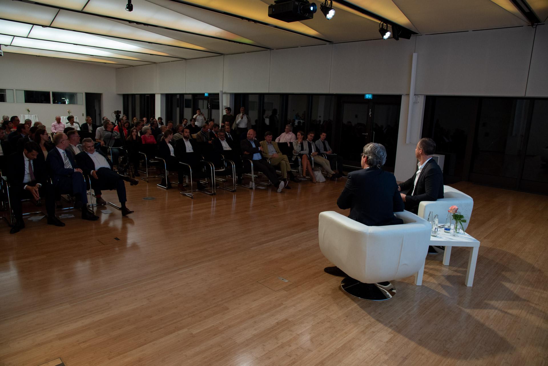 Tagung mit Publikum