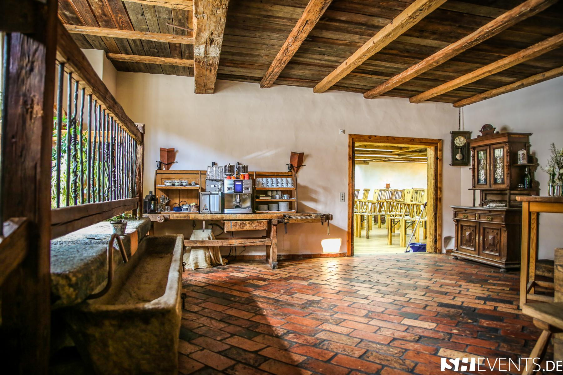 Küche Berg-und Bauernhaus