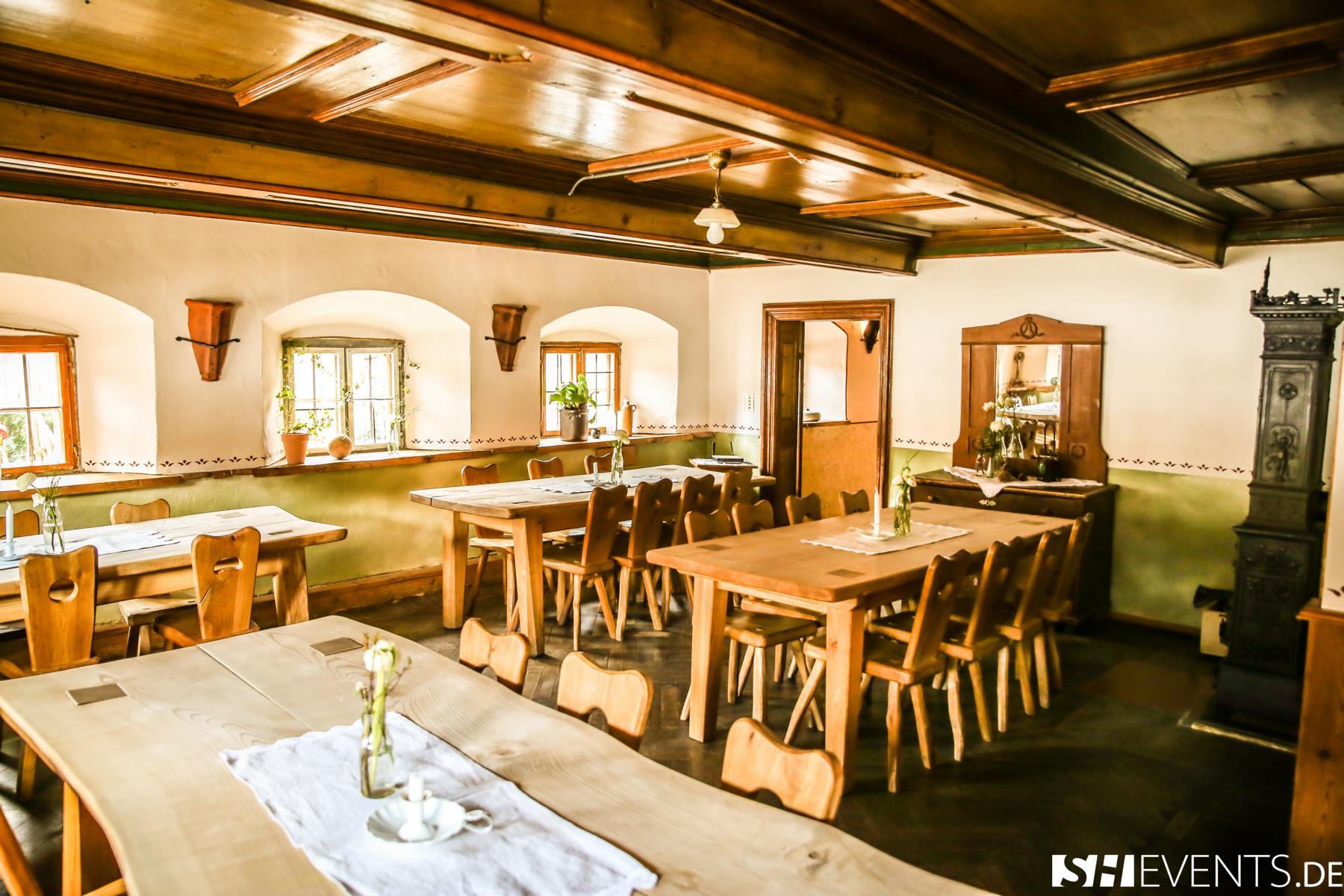 Gaststube Berg- und Bauernhaus