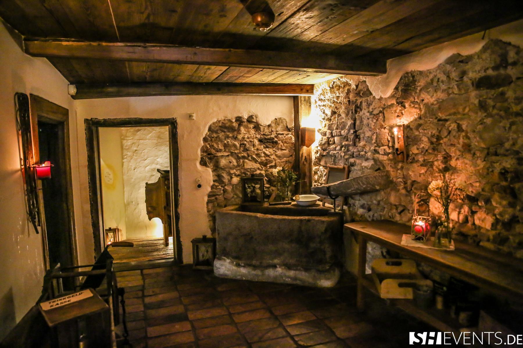Dekoration Berg- und Bauernhaus