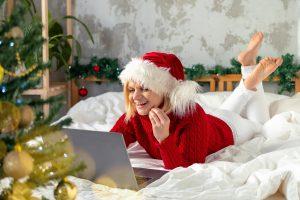 Virtueller Weihnachtsspaß